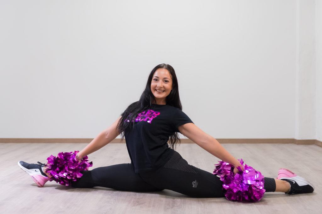κατια αποστολίδου cheerleading